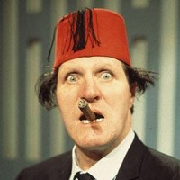 Funny Tommy Cooper